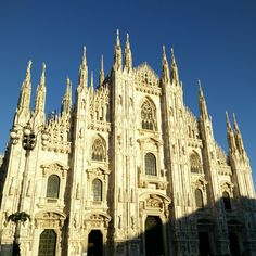 The awesome Duomo in Milan, my city