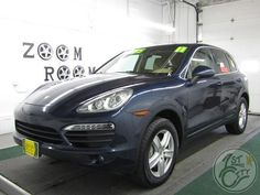 2011 Porsche Cayenne S for sale at First City Cars and Trucks in Rochester, NH! Used Suv For Sale, Cayenne S, Porsche Macan, Granite State, City Car, Car Insurance, Rochester Nh, Trucks, Cars