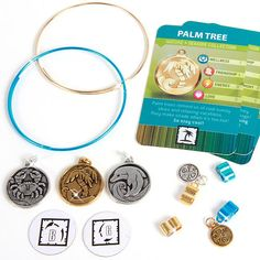 "Charmazing Let's Get Started! Charm Bracelet Kit - Seaside Collection 2 - Wooky Entertainment - Toys ""R"" Us"