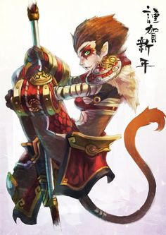 Novelty & Special Use Costumes & Accessories Contemplative Kids Halloween Carnival Sun Wukong Costumes Journey To The West Chinese Traditional Myth Monkey Anime Boys Cosplay Clothing