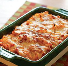 Baked Pasta Recipe: Create Your Own  This site has a host of make your recipes , gives basic techniques and ideas for creating your own variations. Eg soups, meatloaf etc etc good for the kids