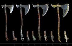 ArtStation - Weapons, Yefim Kligerman
