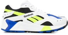 CN7841 sneakers White Reebok, Cobalt Blue, Calf Leather, Sport Outfits, Sneakers Fashion, Calves, What To Wear, Adidas Sneakers, Women Wear