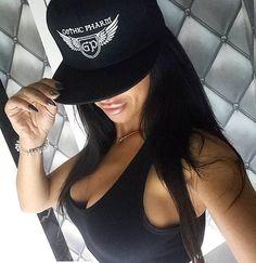 Wspólnie z naszą słodką #gothicpharmgirl @katienovvak życzymy Wam spokojnej nocy😉😈 www.gothicpharm.com  #gothicpharm #snapback #silownia #eatclean #fit #fitness #fitnessmotivation #gymhero #fitgirl #fittime #fitchick #motywacja #polishgirl #leggings #activewear #sportswear #bodybuildinglifestyle #gymlife #gymtime #gymbody #polandgirl #legginsy #legginslove #capgirl #trening #trenujemy #fitnessgirl