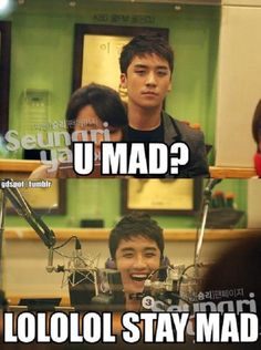 Haters got nothing on Seungri :)