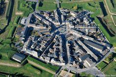 ✈️ Photo aérienne de : Rocroi - Ardennes (08)