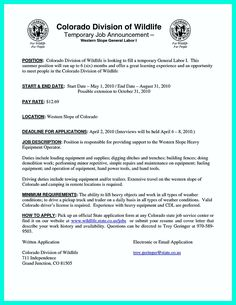 Awesome How Construction Laborer Resume Must Be Rightly Written, Check More  At Http:/