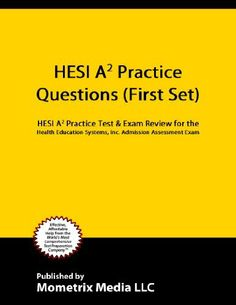 Good overview of the HESI A2 test. Nice test taking tips for the ...