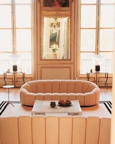 #hint millennial pink - this Paris designed space reminds us of The Wing in New York.