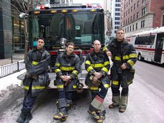 Chicago Fire Department Squad 1
