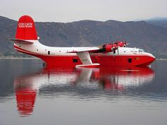 Martin Mars water bomber from BC. This thing is far larger than you might think
