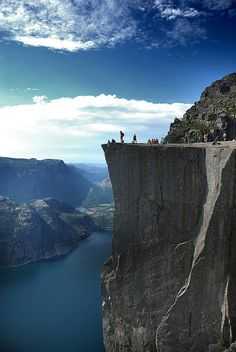 Classic view of The Pulpit Rock 02 | Flickr - Photo Sharing!