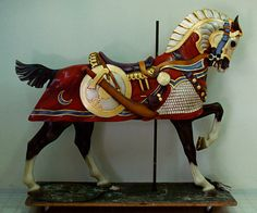 Muller Armored Horses
