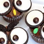 Amazing Owl Cupcakes