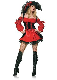 a4972b2e3e812 Vixen Pirate Plus Size Costume. Halloween DressHalloween Bride CostumesWomen  ...
