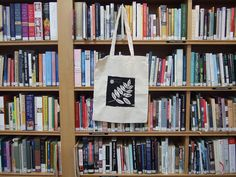 Our linen bags by Scottish Poetry Library, via Flickr