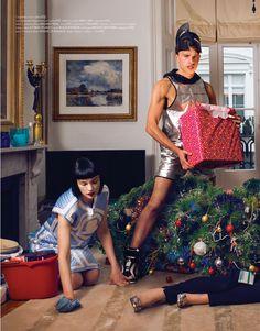 FREDERIC ARANDA for Nargis Magazine Magazine, Adventure, Sweet, Christmas, Candy, Xmas, Magazines, Weihnachten, Yule