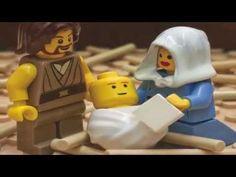 Ik geloof niet in god en zo, maar ik vind het wel een grappig filmpje. Vooral omdat het van lego is gemaakt. Dat vind ik wel goed bedacht.