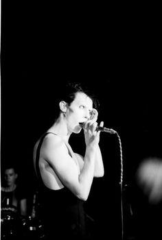 Peter Murphy of Bauhaus, Tuts Nightclub, Chicago, 1980