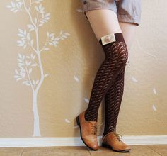a76cd5aeeee 15 Exciting Mohair Knee High Boots-stockings images