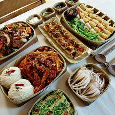 ❣︎「@kimmiecla✌︎」❣︎ Cute Food, I Love Food, Good Food, Yummy Food, K Food, Food Porn, Aesthetic Food, Korean Food, Food Cravings