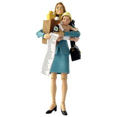 A heroine for hard working moms, SuperMom's a plastic mommy action figure. Equipped with 8 tools of Mommy Might, super powers and catchphrases. Organized Mom, Getting Organized, Parenting Workshop, Parenting Articles, Baby Center, Super Mom, Working Moms, Gifts For Mom, Action Figures