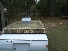 Front Storage Lid Pop Up Camper Pop Up Tent Trailer