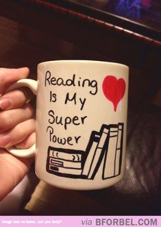 reading the amount of books I read is my super power I Love Books, Books To Read, My Books, I Love Reading, Reading Books, Reading Quotes, Book Nooks, Book Nerd, Super Powers