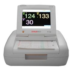 """CTG60 An high End 6.5"""" color TFFT display Cardiograph with twins monitoring and upgradeable Maternal parameters like ECG/SPO2/NIBP/HR/TEMP/HR//RESP/TEMP monitoring.   for more information pls visit :----------- wwwdyausmed.com"""