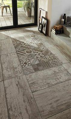La belleza de los suelos hidrulicos hexagonales  Pavimento Permitiendo y Maravilla