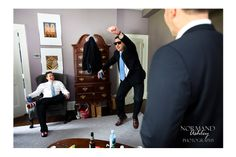 How do grooms spend their time getting ready? Chris & Siena's Wedding in The Berkshires | Kemble Inn | Lenox, MA