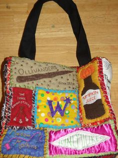 Shops from Harry Potter Teesha Moore style bag - PURSES, BAGS, WALLETS