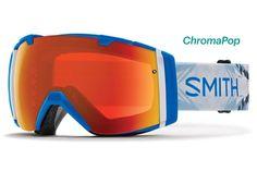 Smith - I/O Coal Goggles, ChromaPop Everyday Lenses