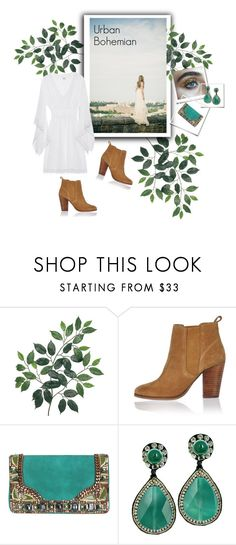 """BOHEMIAN"" by littletilda ❤ liked on Polyvore featuring River Island, Matthew Williamson, Ranjana Khan, Talitha and Bohemian"