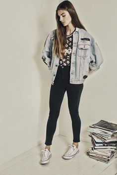 New In: Denim fits #urbanoutfitters #uoeurope #denim #jeans