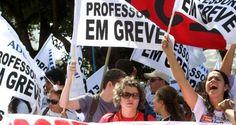 Decisão pelo fim da greve emociona professores de São Paulo