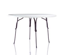 Vigna table, outdoor by martino gamper