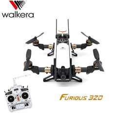 4Pcs Walkera Furious 320 RC Quadcopter Drone Part Propellers for Furious 320