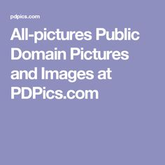All-pictures Public Domain Pictures and Images at PDPics.com