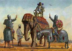 شاهنشاهى ساسانيان Reconstruction of a Sassanid cataphract - Soldiers Sassanid Kingdom - Iran