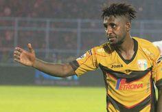 Yanto Bansa Pemain Terbaik, Patrick dos santos top skor Piala Jenderal Sudirman