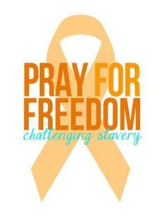 Pray for Freedom