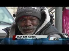 """Here is another instance of role reversal. The homeless man who returns a diamond ring he found has this to say: """"What has the world come to when a person returns something that doesn't belong to them and all this happens."""" Because he was homeless is why it happened."""