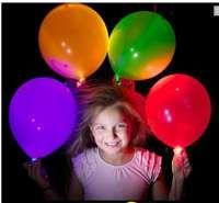 Blaas de ballon op en geniet maar liefst 10 uur van leuke lichtjes in je…