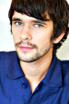 Ben Whishaw - I love this photo. It had to be pinned again just for his amazing eyes