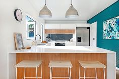 A Lesson in Coastal Style: Aussie Hamptons Good Bones, Open Plan Living, Small Boxes, Coastal Style, Interior Walls, Soft Furnishings, Living Area, The Hamptons, American History