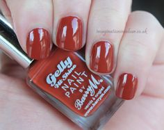Barry M Paprika Gelly