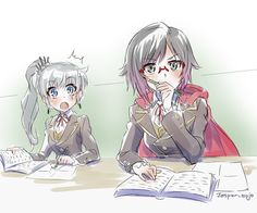Ruby and Weiss