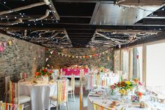 1950s Glamour Meets Bright and Colourful British Country Fete | Love My Dress® UK Wedding Blog