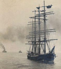 sailing ships of old